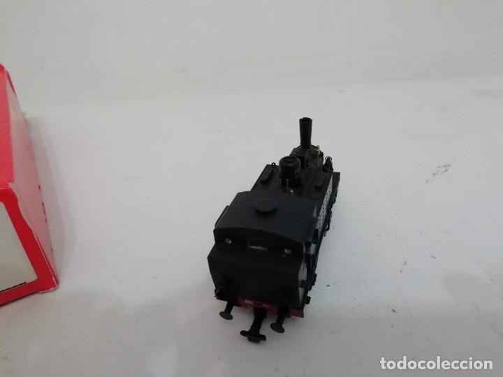 Trenes Escala: Rivarossi H0 1100 Locomotora de vapor 0-3-0 GR 835 194 FS NUEVA a estrenar NEW OVP - Foto 4 - 156813130