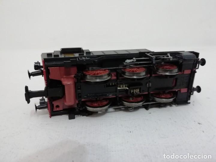 Trenes Escala: Rivarossi H0 1100 Locomotora de vapor 0-3-0 GR 835 194 FS NUEVA a estrenar NEW OVP - Foto 5 - 156813130