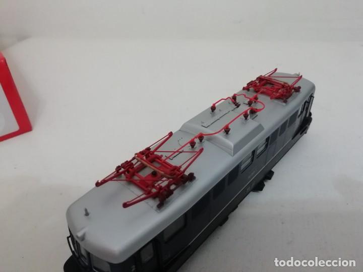 Trenes Escala: RIVAROSSI H0 HR2312 Locomotora eléctrica Digital DB 110 003-1 Ep IV NUEVO a estrenar - Foto 5 - 156968022