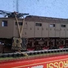 Trenes Escala: LOCOMOTORA ELÉCTRICA ITALIANA E-428 2ª SERIE. Lote 158023878