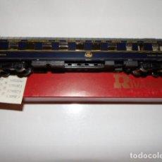 Trenes Escala: RIVAROSSI, COCHE RESTAURANTE, WAGONS-LIST, COMO NUEVOSIN USAR. HO. Lote 159898218