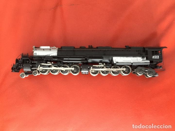 Trenes Escala: RIVAROSSI H0 VAPORE 4-8-8-4 UNION PACIFIC CLASSE 4013 - Foto 3 - 167450440