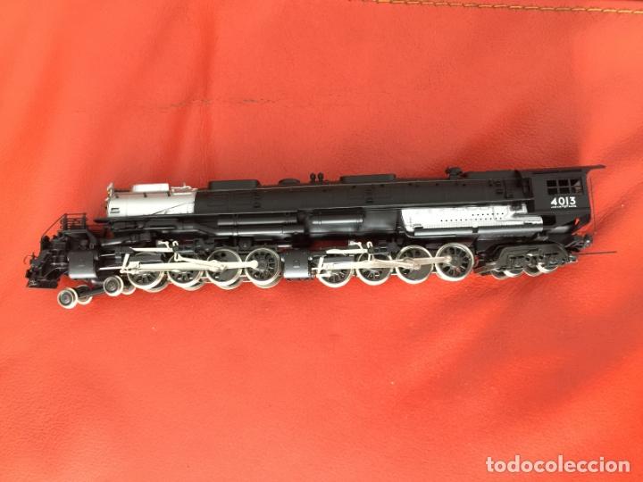Trenes Escala: RIVAROSSI H0 VAPORE 4-8-8-4 UNION PACIFIC CLASSE 4013 - Foto 4 - 167450440