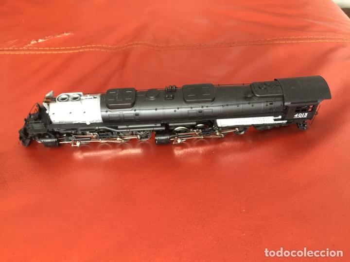 Trenes Escala: RIVAROSSI H0 VAPORE 4-8-8-4 UNION PACIFIC CLASSE 4013 - Foto 5 - 167450440