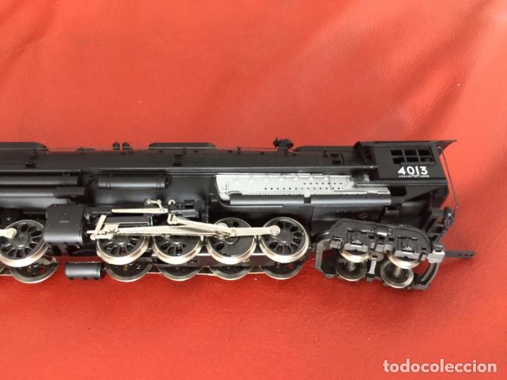 Trenes Escala: RIVAROSSI H0 VAPORE 4-8-8-4 UNION PACIFIC CLASSE 4013 - Foto 8 - 167450440