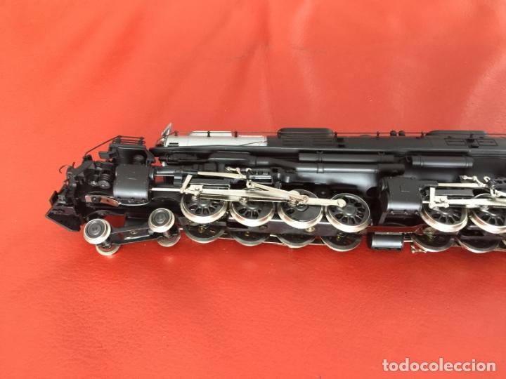 Trenes Escala: RIVAROSSI H0 VAPORE 4-8-8-4 UNION PACIFIC CLASSE 4013 - Foto 9 - 167450440