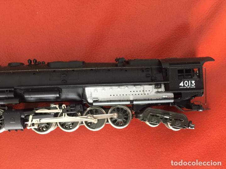 Trenes Escala: RIVAROSSI H0 VAPORE 4-8-8-4 UNION PACIFIC CLASSE 4013 - Foto 10 - 167450440