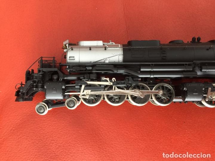 Trenes Escala: RIVAROSSI H0 VAPORE 4-8-8-4 UNION PACIFIC CLASSE 4013 - Foto 11 - 167450440