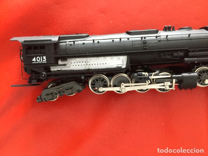 Trenes Escala: RIVAROSSI H0 VAPORE 4-8-8-4 UNION PACIFIC CLASSE 4013 - Foto 12 - 167450440