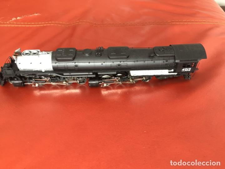 RIVAROSSI H0 VAPORE 4-8-8-4 UNION PACIFIC CLASSE 4013 (Juguetes - Trenes a Escala H0 - Rivarossi H0)