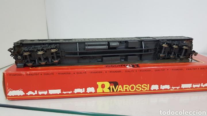 Trenes Escala: Rivarossi vagón Santa Fe United States railway de correos verde 30 cm - Foto 6 - 178867817