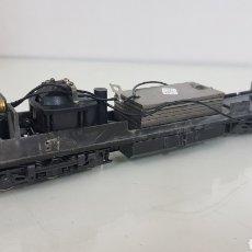 Comboios Escala: BASE CON CHASIS, BOGES Y MOTOR RIVARROSI ESCALAH0 23CMS. Lote 184460012