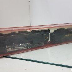 Comboios Escala: RIVAROSSI 1244 LOCOMOTORA 284 CLASE S3 DE LAS NICKEL PLATE ROAD ESCALA H0 DE 34CM. Lote 190830462