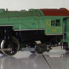 Trenes Escala: LOCOMOTORA DE VAPOR DE RIVAROSSI REF 1285 ESCALA HO CC.. Lote 194953365