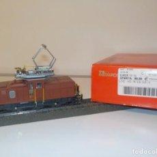 Trenes Escala: LOCOMOTORA RIVAROSSI RI EE 3/3 6-02338. Lote 195427141