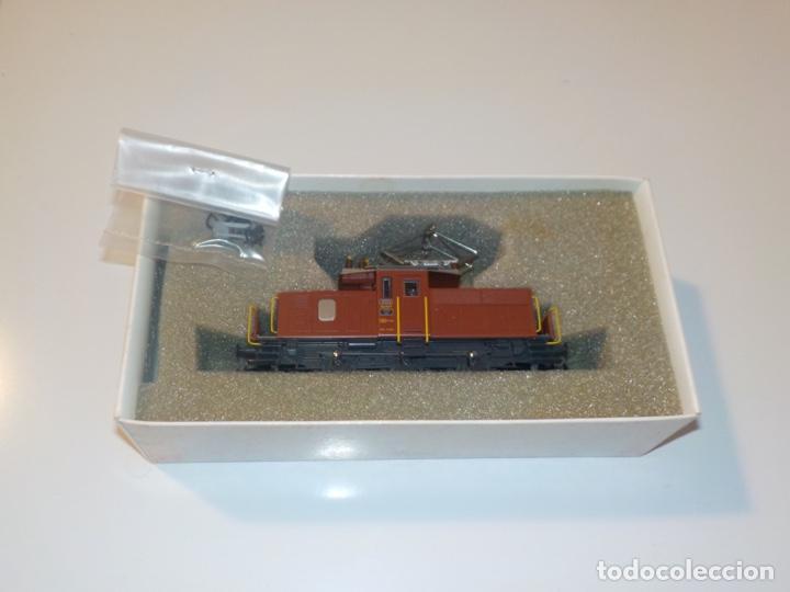 Trenes Escala: Locomotora Rivarossi RI EE 3/3 6-02338 - Foto 2 - 195427141