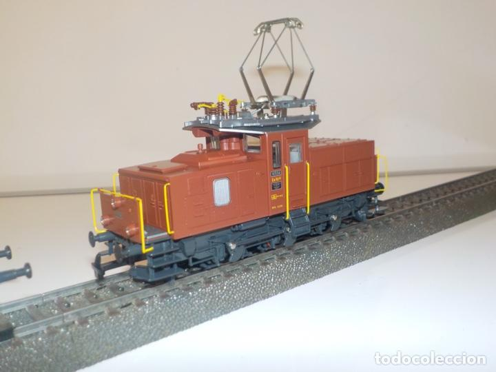 Trenes Escala: Locomotora Rivarossi RI EE 3/3 6-02338 - Foto 3 - 195427141