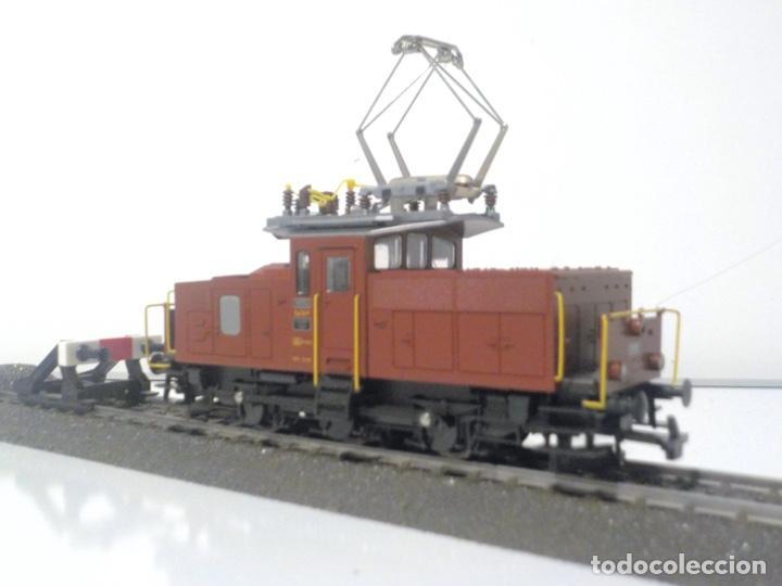 Trenes Escala: Locomotora Rivarossi RI EE 3/3 6-02338 - Foto 5 - 195427141