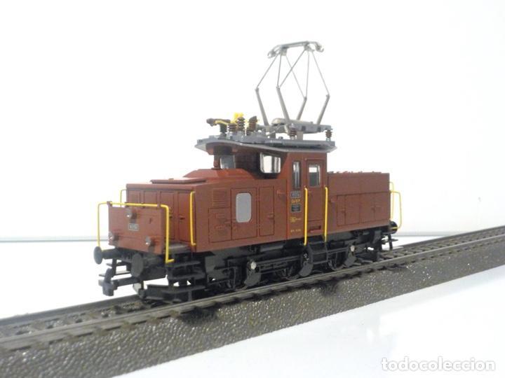Trenes Escala: Locomotora Rivarossi RI EE 3/3 6-02338 - Foto 6 - 195427141