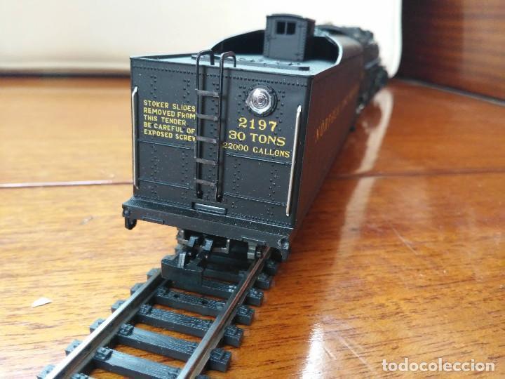 Trenes Escala: Locomotora 2-8-8-2 Cl. Y6b (Mallet) Norfolk & Western prácticamente nueva - Foto 4 - 197981033