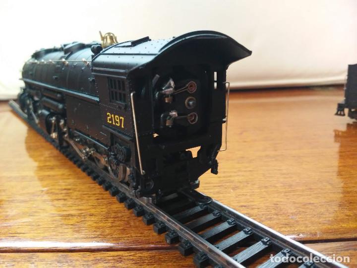 Trenes Escala: Locomotora 2-8-8-2 Cl. Y6b (Mallet) Norfolk & Western prácticamente nueva - Foto 5 - 197981033