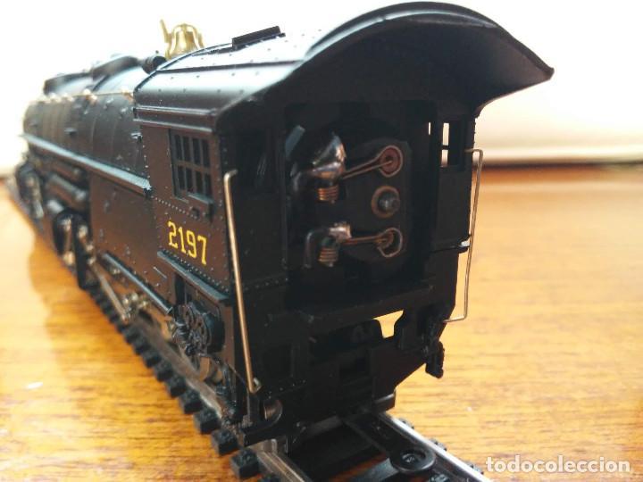 Trenes Escala: Locomotora 2-8-8-2 Cl. Y6b (Mallet) Norfolk & Western prácticamente nueva - Foto 6 - 197981033