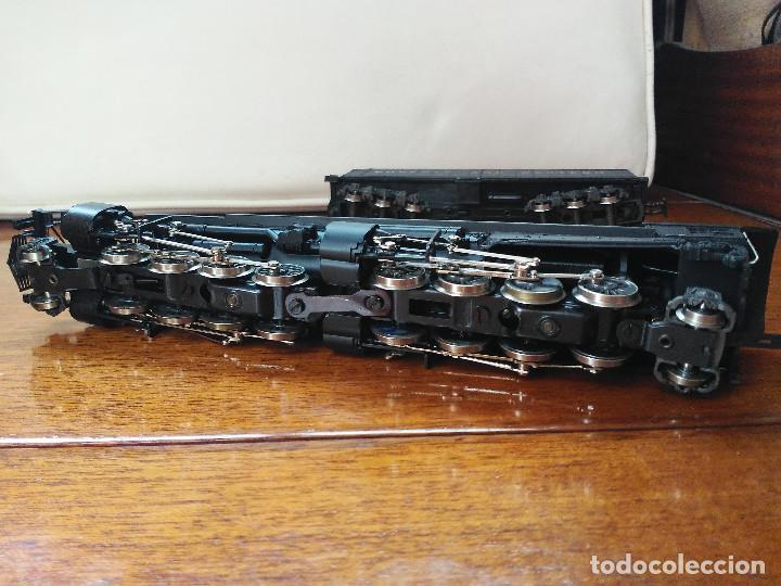 Trenes Escala: Locomotora 2-8-8-2 Cl. Y6b (Mallet) Norfolk & Western prácticamente nueva - Foto 8 - 197981033