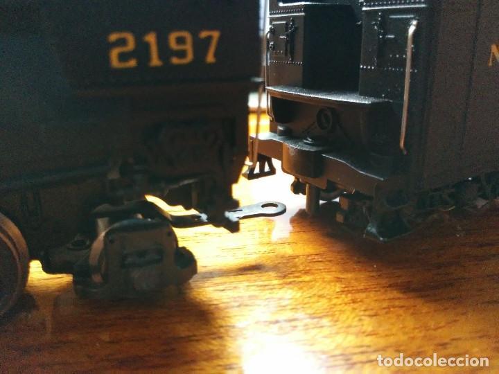 Trenes Escala: Locomotora 2-8-8-2 Cl. Y6b (Mallet) Norfolk & Western prácticamente nueva - Foto 10 - 197981033