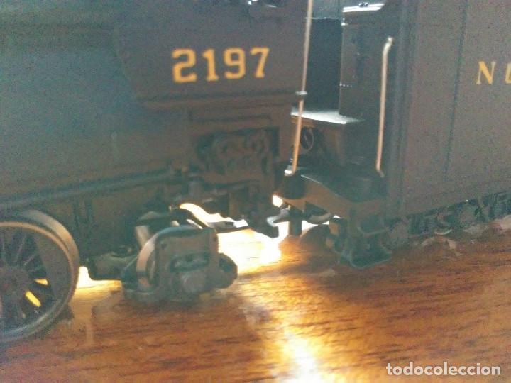 Trenes Escala: Locomotora 2-8-8-2 Cl. Y6b (Mallet) Norfolk & Western prácticamente nueva - Foto 11 - 197981033