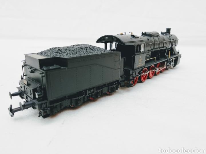 Trenes Escala: LOCOMOTORA VAPOR RIVAROSSI REF 1302 K WÜ St E KLASSE K 1810 (DR Y DB BR59) - Foto 7 - 199056220