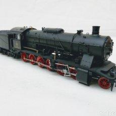 Trenes Escala: LOCOMOTORA VAPOR RIVAROSSI REF 1302 K WÜ ST E KLASSE K 1810 (DR Y DB BR59). Lote 199056220