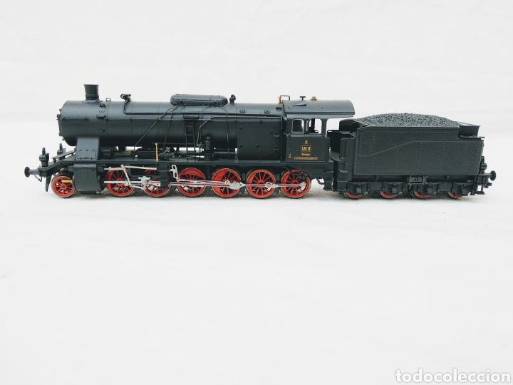 Trenes Escala: LOCOMOTORA VAPOR RIVAROSSI REF 1302 K WÜ St E KLASSE K 1810 (DR Y DB BR59) - Foto 4 - 199056220
