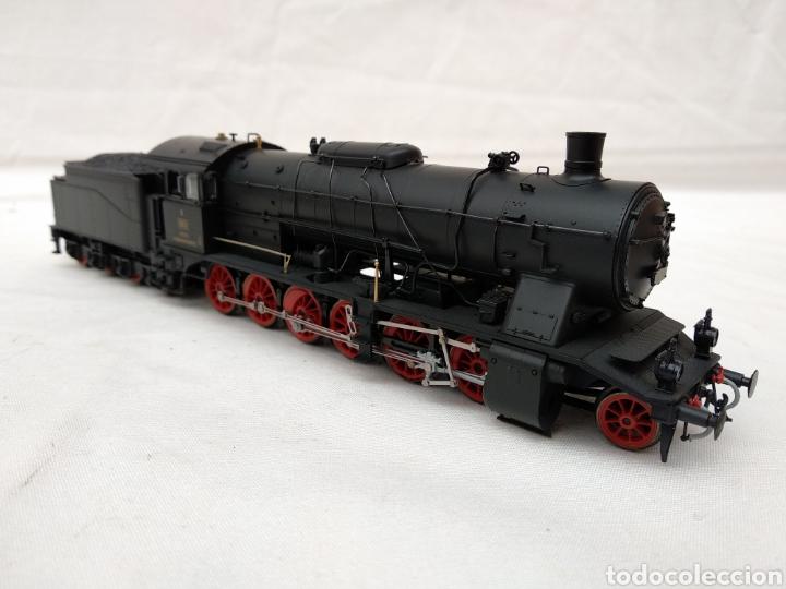 Trenes Escala: LOCOMOTORA VAPOR RIVAROSSI REF 1302 K WÜ St E KLASSE K 1810 (DR Y DB BR59) - Foto 9 - 199056220
