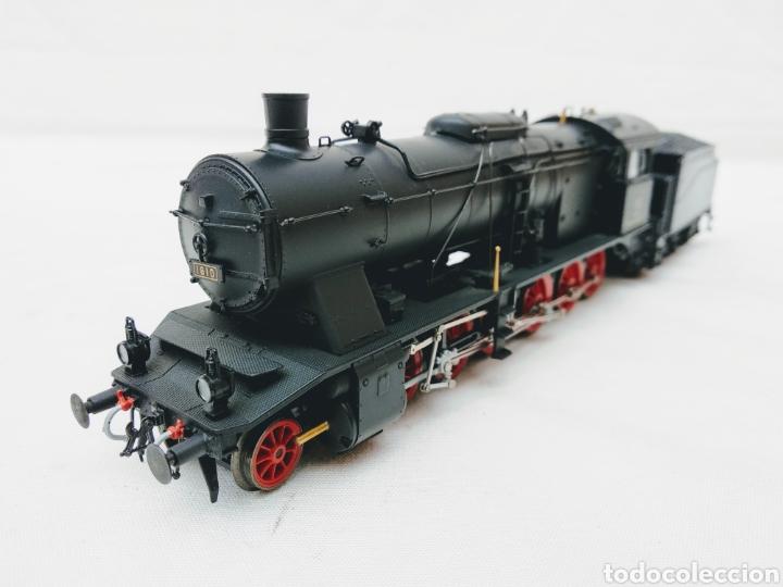 Trenes Escala: LOCOMOTORA VAPOR RIVAROSSI REF 1302 K WÜ St E KLASSE K 1810 (DR Y DB BR59) - Foto 3 - 199056220