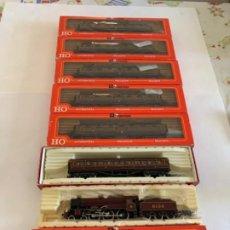 Trenes Escala: RIVAROSSI. HO. REF 1348 DIGITAL + 3X2932 +2X2933 +1X2935. Lote 205510372