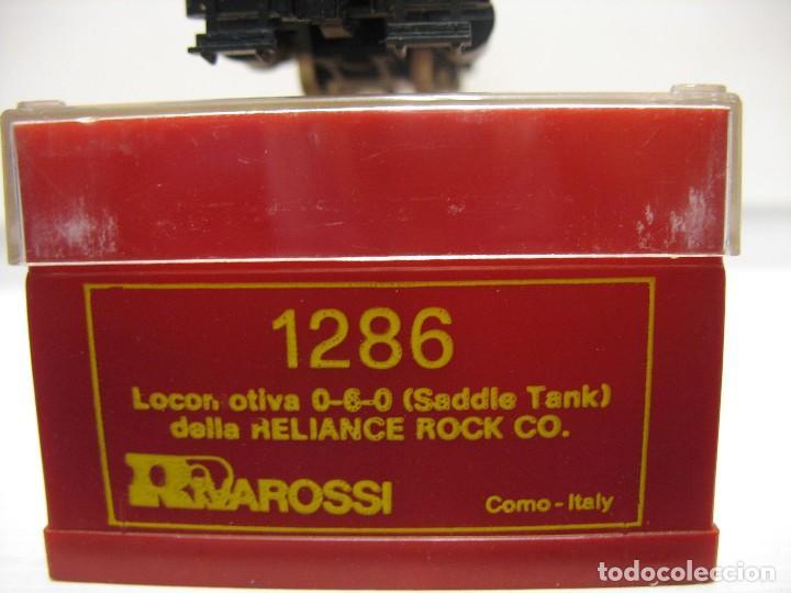 Trenes Escala: locomotora rivarossi HO 1286 - Foto 3 - 206573356