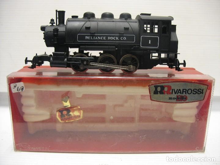 Trenes Escala: locomotora rivarossi HO 1286 - Foto 6 - 206573356