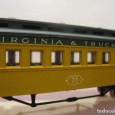 Comboios Escala: VAGON VIRGINIA HO DE RIVAROSSI. Lote 209958470