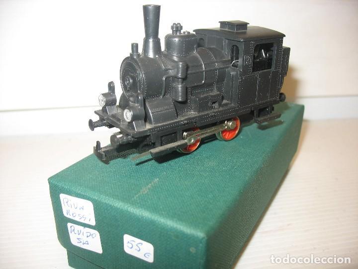 Trenes Escala: locomotora rivarossi HO - Foto 3 - 210480638
