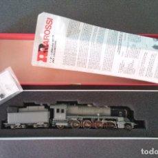 Trenes Escala: TREN LOCOMOTORA MIKADO BR 39 ESCALA H0 RIVAROSSI. Lote 211415472