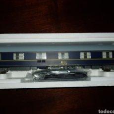 Trenes Escala: RIVAROSSI HO R3685 VAGON CAMAS T2 RENFE. Lote 211450407