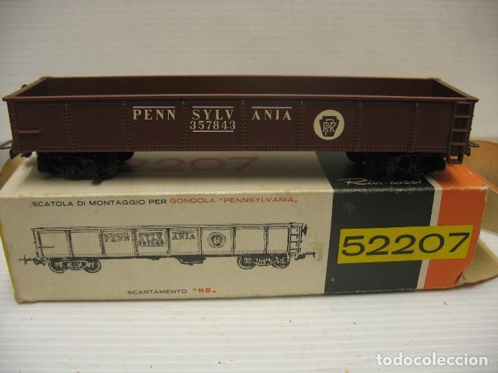 Trenes Escala: VAGON RIVAROSSI AVIERTO 52212 - Foto 5 - 217710468
