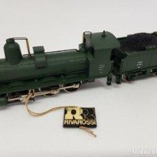 "Trenes Escala: LOCOMOTORA ""BOURBONNAIS"" RIVAROSSI H0. Lote 218480471"
