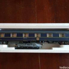 Trenes Escala: RIVAROSSI HO 3620 CARROZZA LETTI T2 CIWL. Lote 219610020