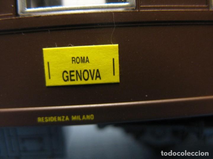 Trenes Escala: rivarossi de la fs roma genova - Foto 9 - 222277387