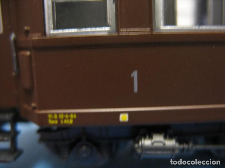 Trenes Escala: rivarossi de la fs roma genova - Foto 11 - 222277387