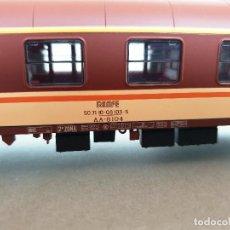 """Trenes Escala: RIVAROSSI. REF: 3581 COCHE X COLORES """"ESTRELLA"""". Lote 223127872"""
