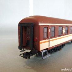 """Trenes Escala: RIVAROSSI. REF: 3598 COCHE X COLORES """"ESTRELLA"""". Lote 223138461"""