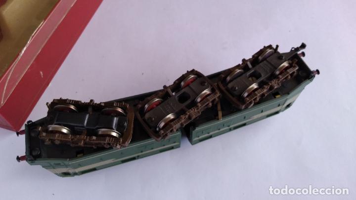 Trenes Escala: RIVAROSSI 1443, H0 LOCOMOTORA ELÉCTRICA ARTICULADA. MUY BUEN ESTADO. FUNCIONA - Foto 14 - 224668128