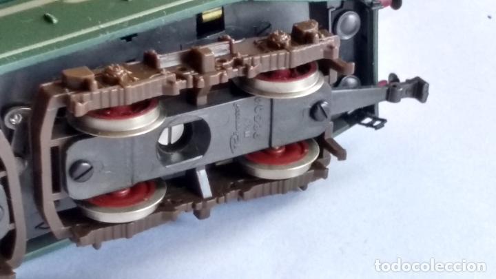 Trenes Escala: RIVAROSSI 1443, H0 LOCOMOTORA ELÉCTRICA ARTICULADA. MUY BUEN ESTADO. FUNCIONA - Foto 16 - 224668128